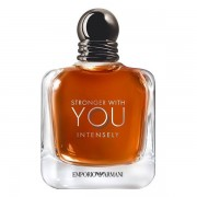 Giorgio Armani Stronger With You Intensely 100 ML Eau de Parfum - Profumi da Uomo