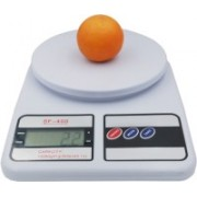 Stealodeal 10kg Digital Multi-Purpose Kitchen Vegetable Weighing Scale(Off-White)