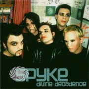 Video Delta SPYKE - DIVINE DECADENCE - CD
