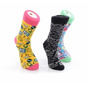Sosete HAPPY SOCKS unisex STEVE AOKI SOCKS 3 BOX SET