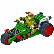 Carrera Of America Teenage Mutant Ninja Turtles Raphael s Trike Slot Car, 1:43 Scale