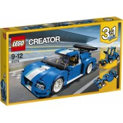 Turbo baanracer Lego