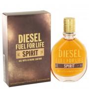 Diesel Fuel For Life Spirit Eau De Toilette Spray 1.7 oz / 50 mL Fragrances 501676