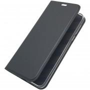 Para Nokia 7.1 funda con voltaje magnético (1 tarjeta) funda de piel