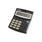 Calculadora de Mesa 12 Dígitos MV4124 Preta - Elgin