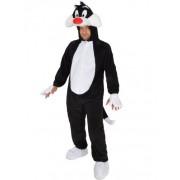 Disfraz de El gato Silvestre de Looney Toons para adulto Única