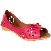 Ala Mode Girls Flats(Pink)