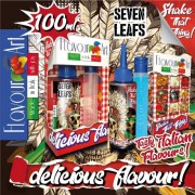 FlavourArt MIX and SHAKE Short Fill 60мл/100мл + 40мл VG - Seven Leafs