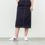 Carhartt WIP Pierce Skirt Dark Navy Rigid
