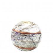 Kleine Glazen Bol Dierenurn Elan Terra (0.5 liter)