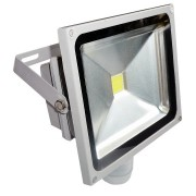 Mitea Lighting Reflektor LED sa senzorom 6500K sivi (M4032 RLS 30W)