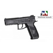 Replica Airsoft CZ P-09, Negru, 18116 Metal
