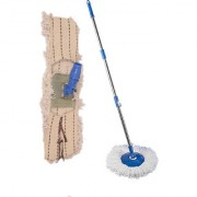Oanik Home Cleaning Blue Mop with Blue Refill