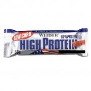 Weider Integratori Low Carb High Protein Bar 50 Gr Stracciatella