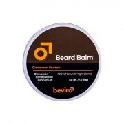 Be-Viro Men´s Only Beard Balm vosak za bradu 50 ml nijansa Grapefruit, Cinnamon, Sandal Wood