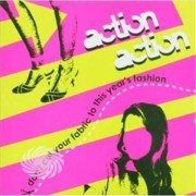 Video Delta Action Action - Don't Cut Your Fabric To This Years Fashion - CD