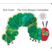 The Very Hungry Caterpillar 'With CD (Audio)', Hardcover/Eric Carle
