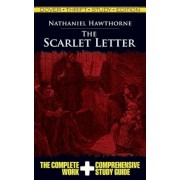 The Scarlet Letter Thrift Study Edition, Paperback