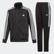 Adidas Спортивный костюм Tiro adidas Performance Черный 140
