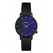 KOMONO Crafted Horloges Harlow Zwart