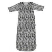 Snoozebaby slaapzak met lange mouw - Frost Grey