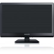 "Televisor LED-LCD de 19"" serie class 2000 PHILIPS"
