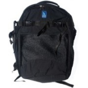 Alpine 360 Degree 16 inch Laptop Backpack(Black)