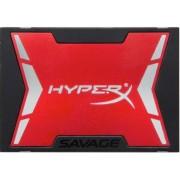 """SSD Kingston HyperX Savage, 120GB, 2.5"""", SATA III 600 (Upgrade Bundle Kit)"""