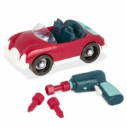 Battat Take Apart Roadster - Red