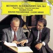 L Van Beethoven - Piano Concerts No.3&4 (0028944585025) (1 CD)