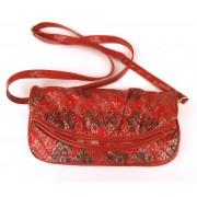 Red & Gold Sholder Bag
