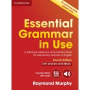 Essential Grammar in Use with Answers and Interactive eBook: A Self-Study Reference and Practice Book for Elementary Learners of English, Paperback