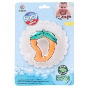 REBUY Mango Shape Water Teether for Baby/Toddler/Infant Teether Pacifier