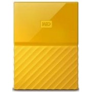 WESTERN DIGITAL WDBYNN0010BYL - MY PASSPORT 1TB YELLOW