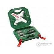 Bosch X-Line Classic set odviječa i bušilica od 54 komada