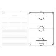 Amigo Coachpapier Voetbal A4 100 Vellen