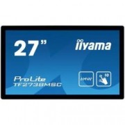 iiyama ProLite TF2738MSC-B1, 68,6 cm (27''), Projected Capacitive, 10 TP, Full HD, black