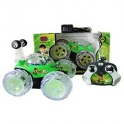 Rechargeable Remote Control Stunt Car