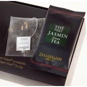 Ceai Dammann VERT de CHINE au JASMIN plic
