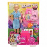 Mattel Barbie Traveller - Bambola