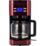 Cafetiera Daewoo DCM1000R 1000 W 1.5 l Filtru permanent Timer 24 ore Rosu-Negru