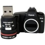 Microware Camera Shape 16 GB 16 GB Pen Drive(Black)