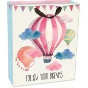 Legami Sacchetto regalo Gift Bag Medium. Air Balloons