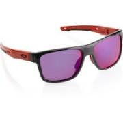 Oakley CROSSRANGE Sports Sunglass(Brown)