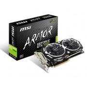 Grafička kartica GeForce GTX1060 MSI ARMOR 6G OCV1 DDR5,2xHDMI/DVI-D/2xDP/GTX1060 ARMOR 6G OCV1