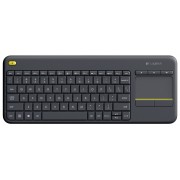 PC/TV Tastatura USB US Logitech K400 Plus Wireless Touch Black/