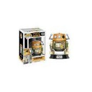 Boneco Funko Pop Chopper 133 Star Wars Rebels