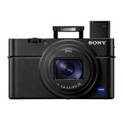 Sony Cámara RX100M6 compacta con amplio alcance de zoom y disparo continuo de hasta 24 fps
