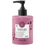 Maria Nila Colour Refresh Cherry Red 6.62 hajpakolás színes pigmentekkel