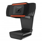 30 grados giratoria 2.0 HD 1080P Webcam Cámara USB para grabación de v